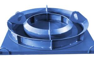 Форма «Опорное кольцо» КО-6 (2)