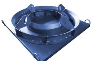 Форма «Опорное кольцо» КО-6
