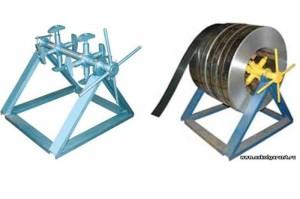 Разматыватель рулонного металла BR4-S- 620 / BR5-S-1250