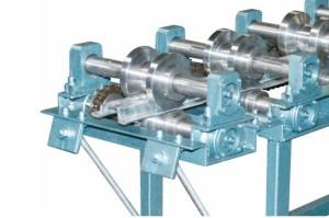Профилировочный станок для производства оконного отлива- SPO