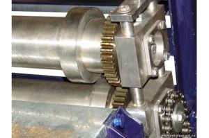 Станок продольно-поперечной резки металла с электроприводом SPR-5A