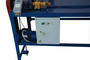 Полуавтомат для сетки рабицы СБ-1407