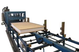 Стол для сборки панелей