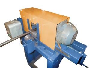 Станок для чистки труб от ржавчины СЧТ-2